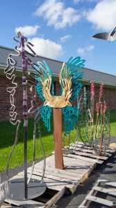 "Wings"" by Marilyn Strandt"