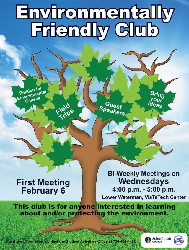 Enviornmentally-Friendly-Club