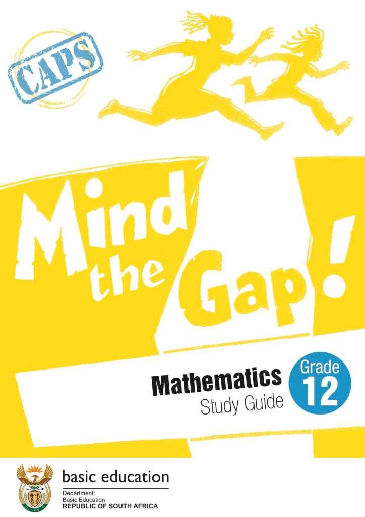 Maths handbook and study guide Grade 12 pdf