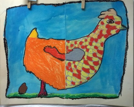 School in Love: Funky Chickens