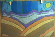 Schooled in Love: Desert Landscapes