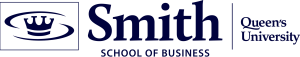 Queen's university smith school of business logo