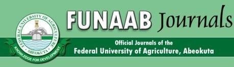FUNAAB acceptance fee