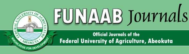 FUNAAB Admission List