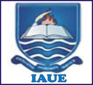 IAUE Postgraduate Admission Form