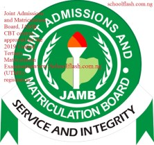JAMB Change of Course