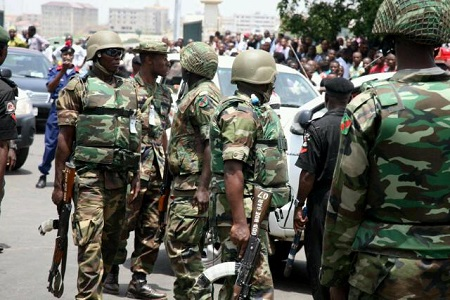 Nigerian Army Screening Date