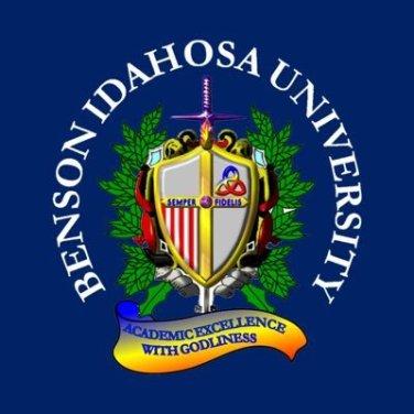 Benson Idahosa University Post UTME /DE Form