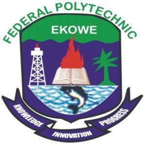 Federal Poly Ekowe Professional Diploma Form