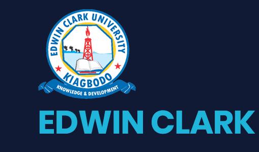 Edwin Clark University School Fees