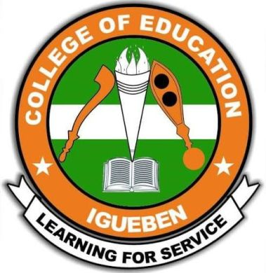 COE Igueben Admission List