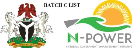Npower Batch C List