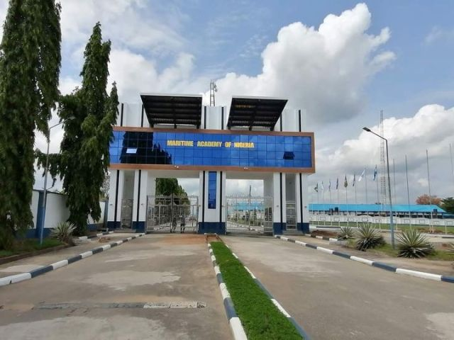 Maritime Academy Post UTME Form