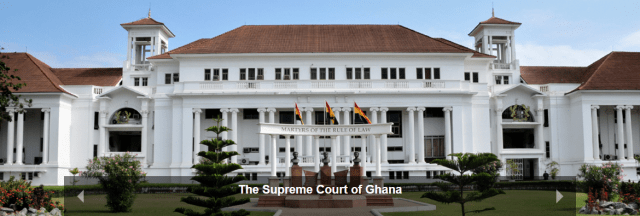 Judicial Service of Ghana Recruitment