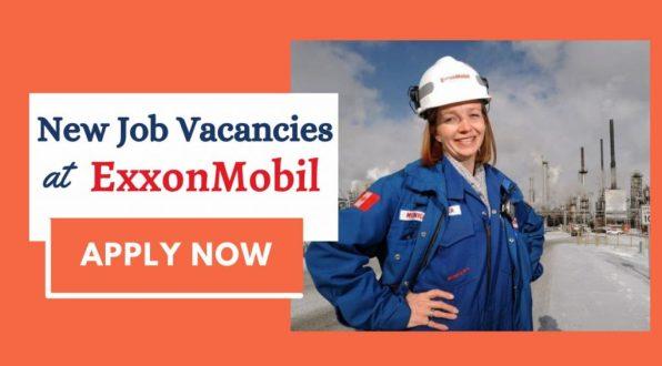ExxonMobil Recruitment Application