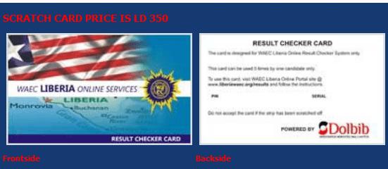WAEC Liberia Result