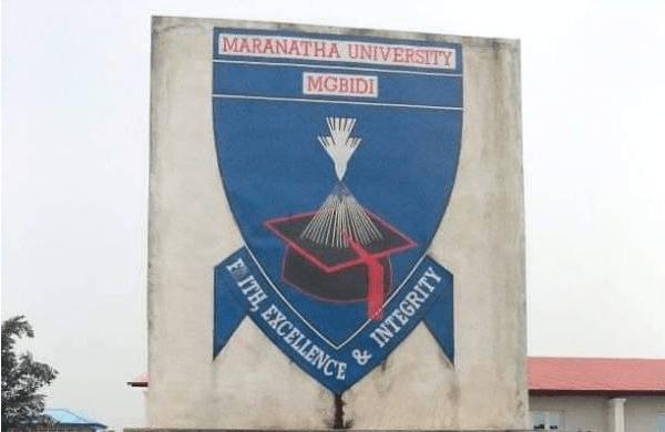 Maranatha University Post UTME Screening Form
