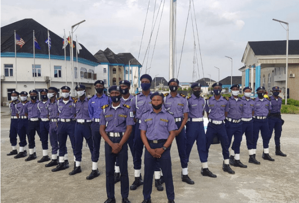 Maritime Academy Admission Form