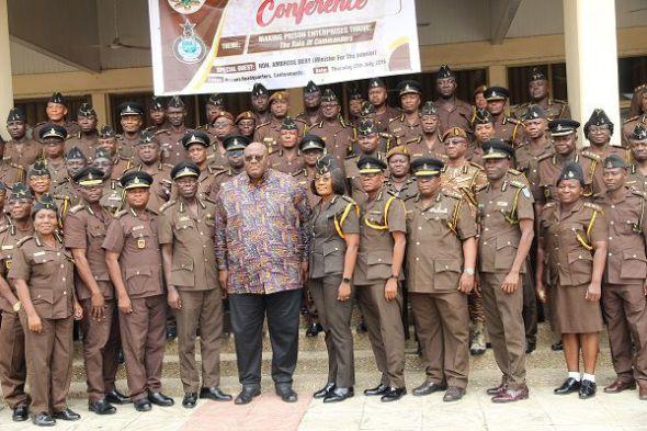 Ghana Prison Service Recruitment