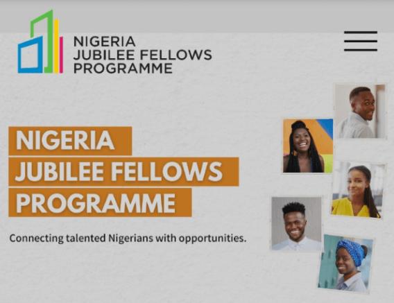 Nigeria Jubilee Fellows Programme -NJFP