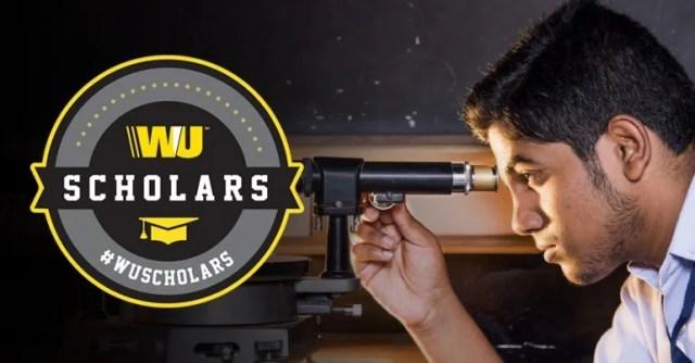 Western Union Scholarship