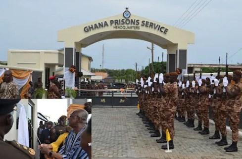 Ghana Prisons Screening Date