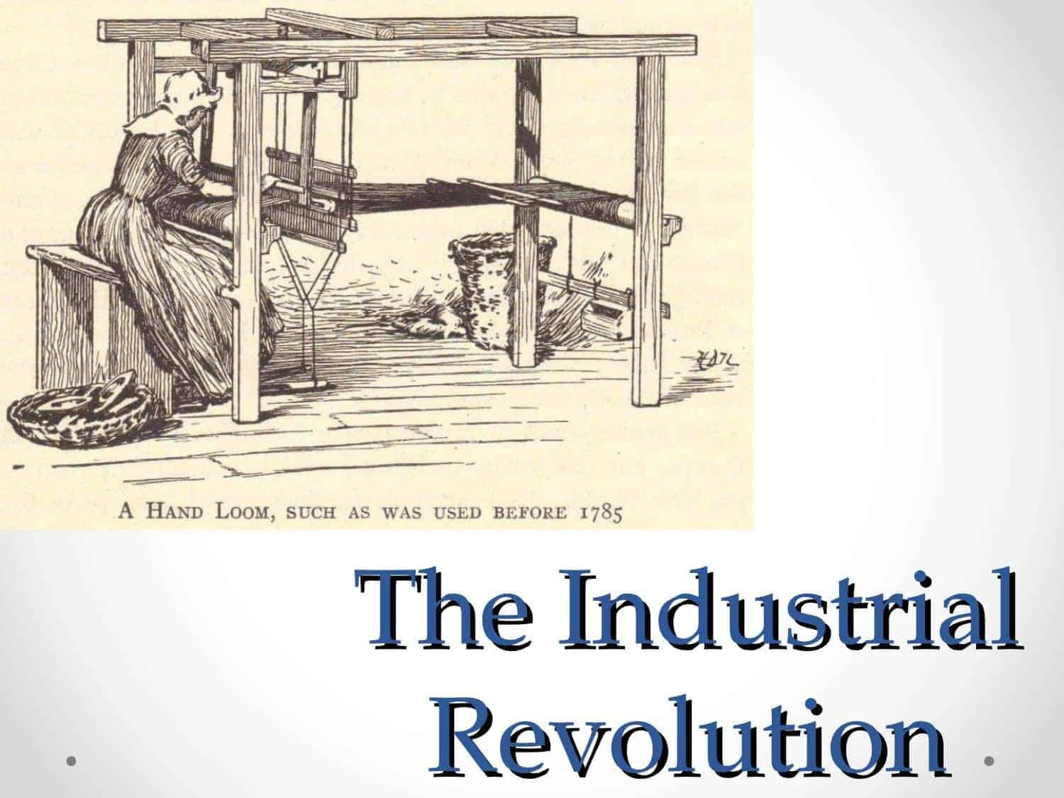 Industrial Revolution Powerpoint