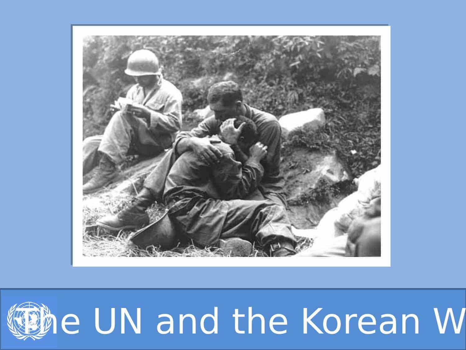 Un And The Korean War
