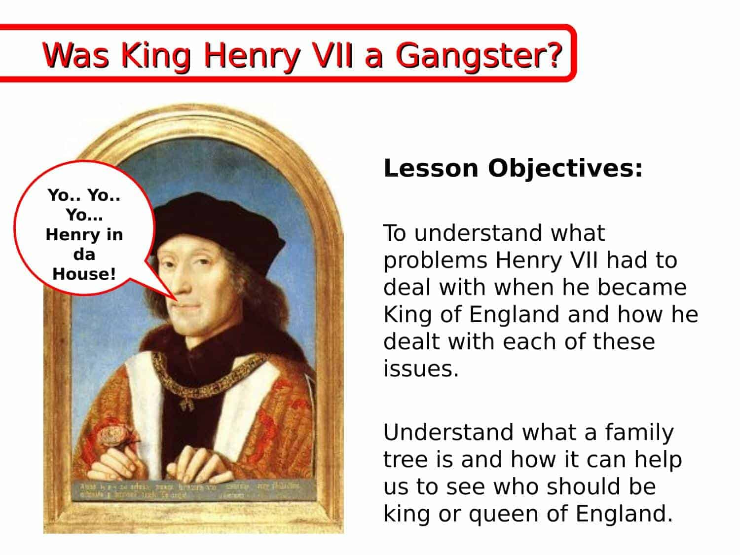 Henry Vii King Of England Problems