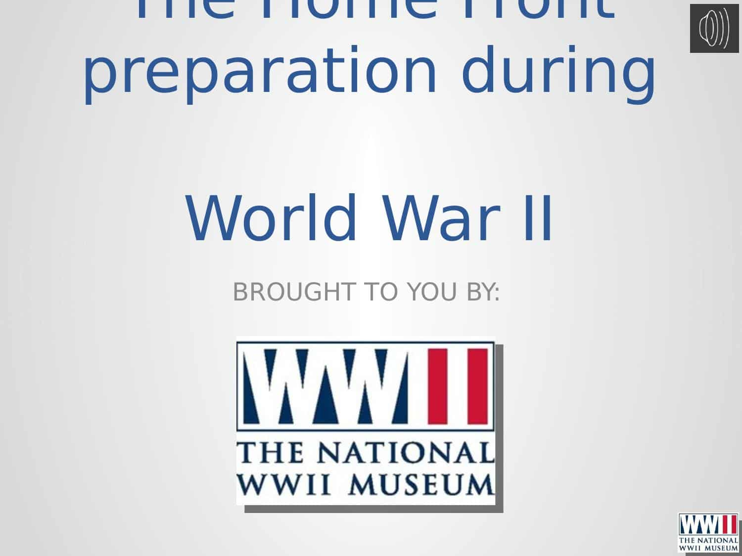 The Home Front Wwi Worksheets