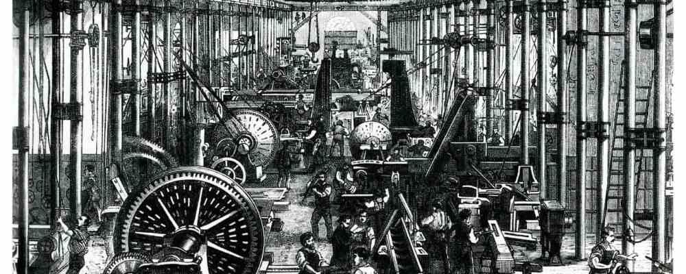 industrial revolution resources