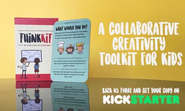 Our ThinkKit Kickstarter is live!