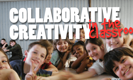 New PD: Collaborative Creativity in the Classroom