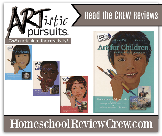 Artistic Pursuits Full Video Lesson Grades K-3 {ARTistic Pursuits Reviews}