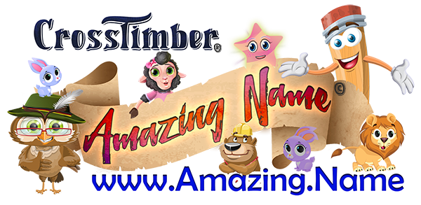 Amazing Names by CrossTimber