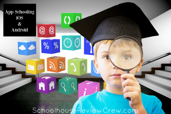 Our favourite Apps for Homeschooling iOS and Android - Kindle Educational Apps #appschooling