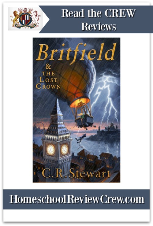 Britfield & the Lost Crown  {Reviews}