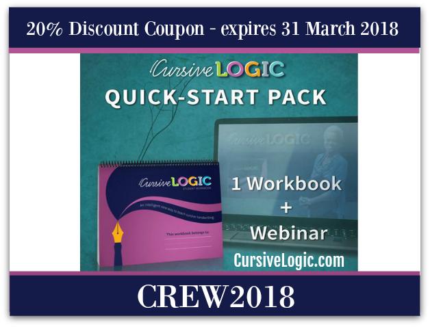 Cursive Logic New Edition March 2018 Discount