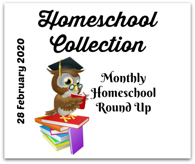 February Homeschool Round UP {Homeschool Collection}