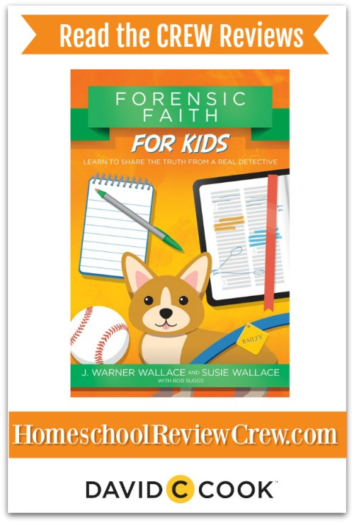 Forensic Faith for Kids {David C Cook and Case Makers Academy Reviews}
