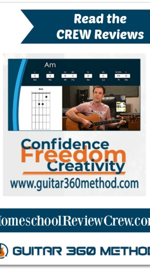 Guitar Lessons with Krisz Simonfalvi {Guitar 360 Method Reviews}
