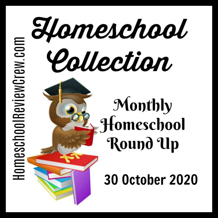 October Homeschool Round UP {Homeschool Collection}