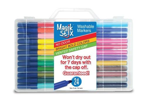 Magic Stix Washable Markers