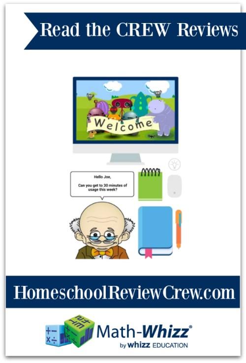 Math-Whizz {Whizz Education Reviews}