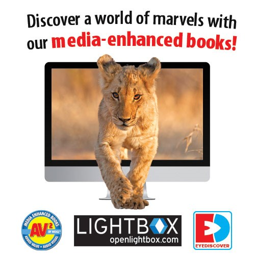 Weigl Publishers Media Enhanced Books