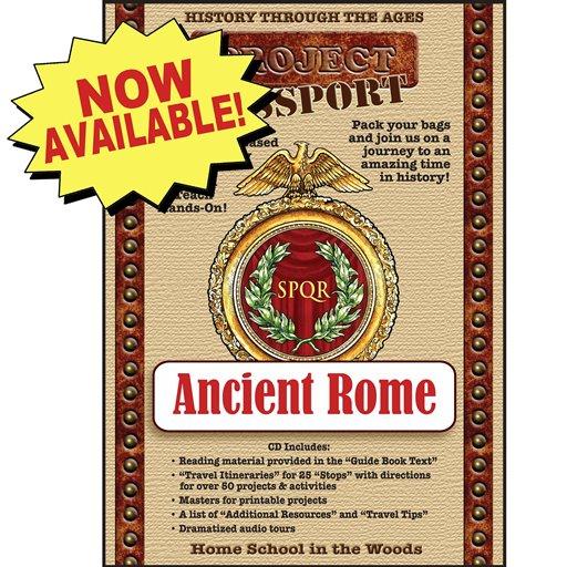 Project Passport Ancient Rome