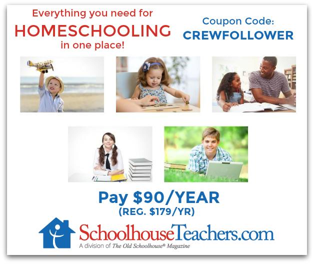SchoolhouseTeachers.com Quality Online Homeschool Resources {SchoolhouseTeachers.com Reviews}