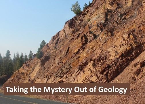 Take the Mystery out of Geology Online Course