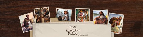 The Kingdom Files