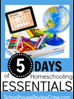 homeschooling essentials 400x550